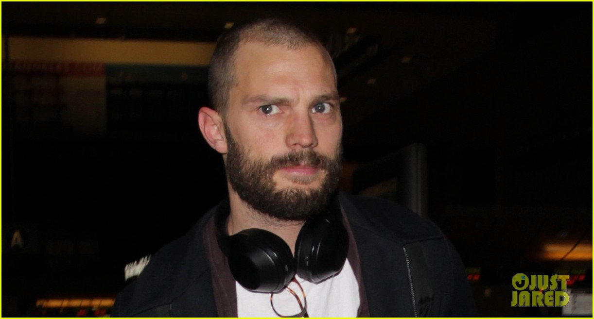 Jamie noble shaved head join. was