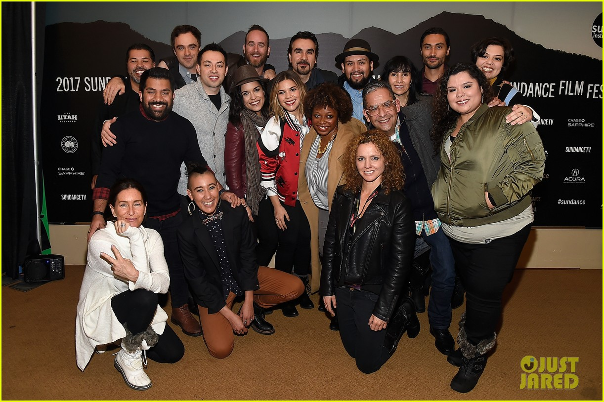 america ferrera is welling up with pride at gentified premiere2 023846907