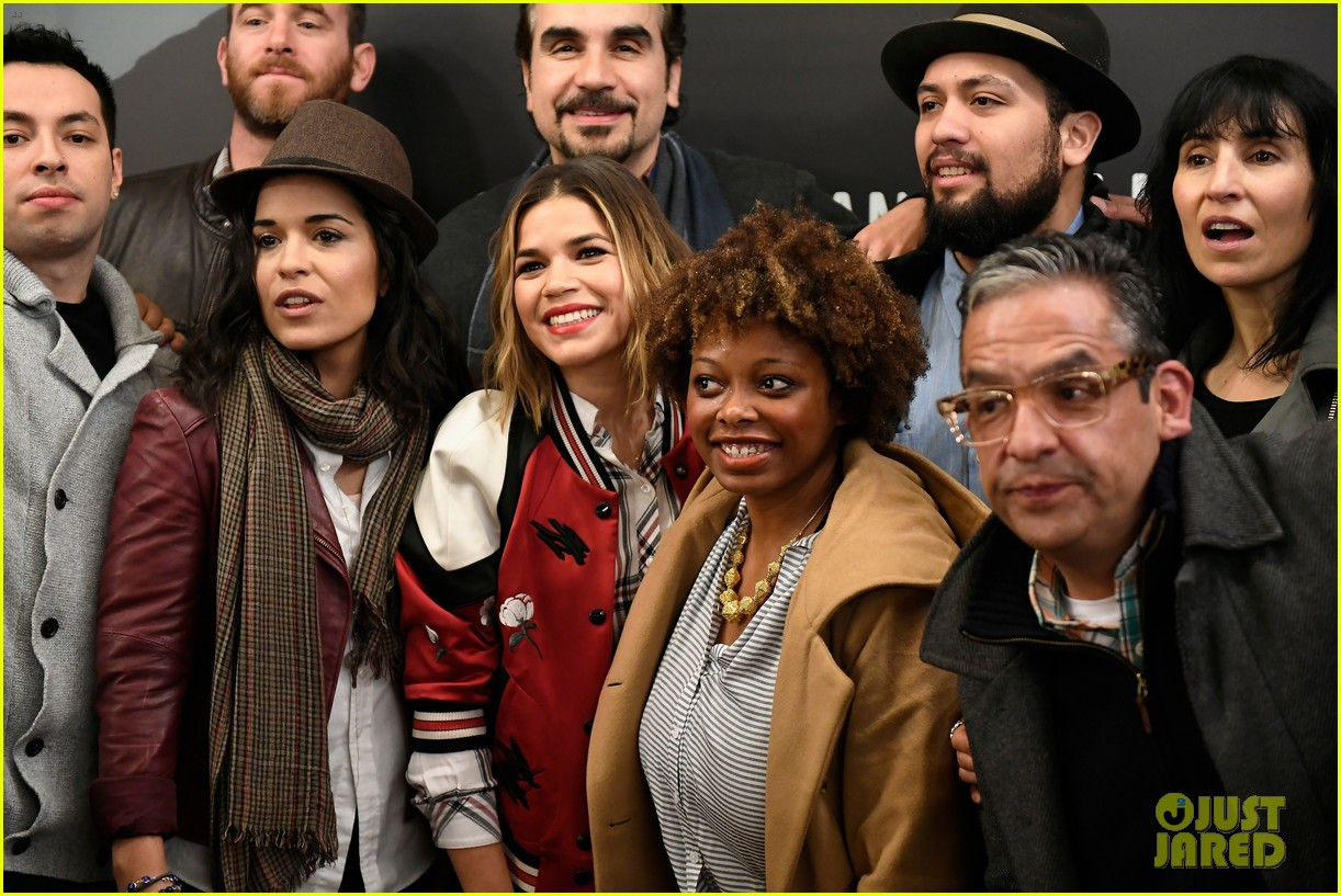 america ferrera is welling up with pride at gentified premiere2 053846910