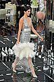kendall jenner bella hadid chanel spring 2017 paris fashion week 09
