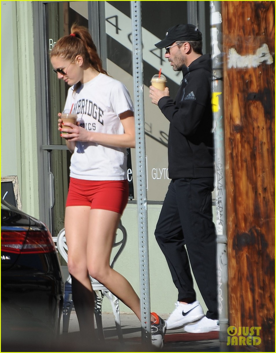 jon hamm steps out in sweats with a mystery girl 013848585