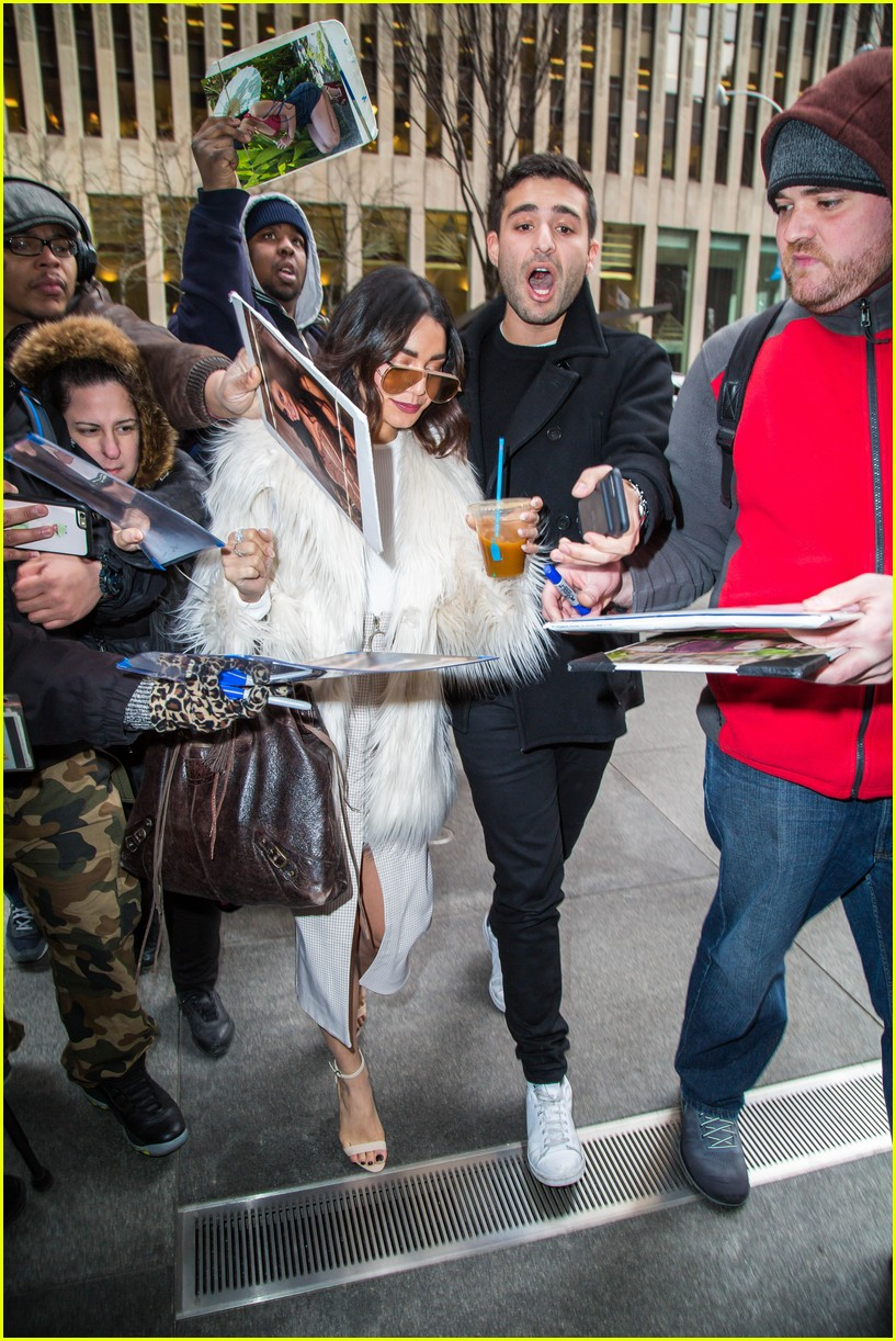 vanessa hudgens today show 093850252