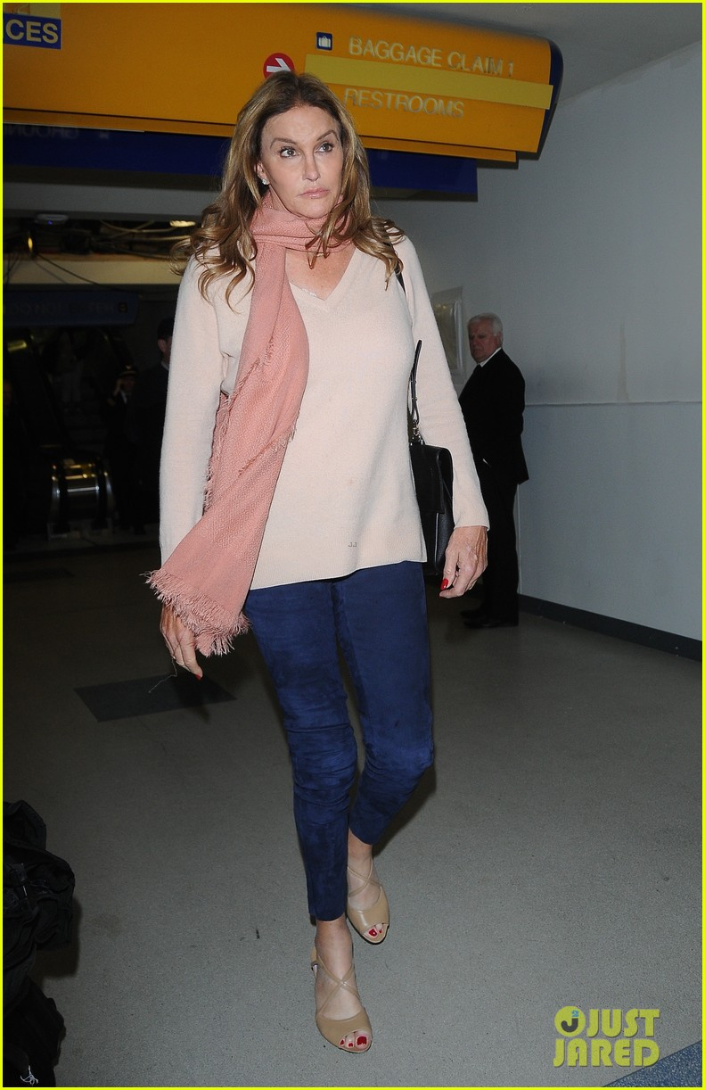 caitlyn jenner is back home after her inauguration trip 093846415