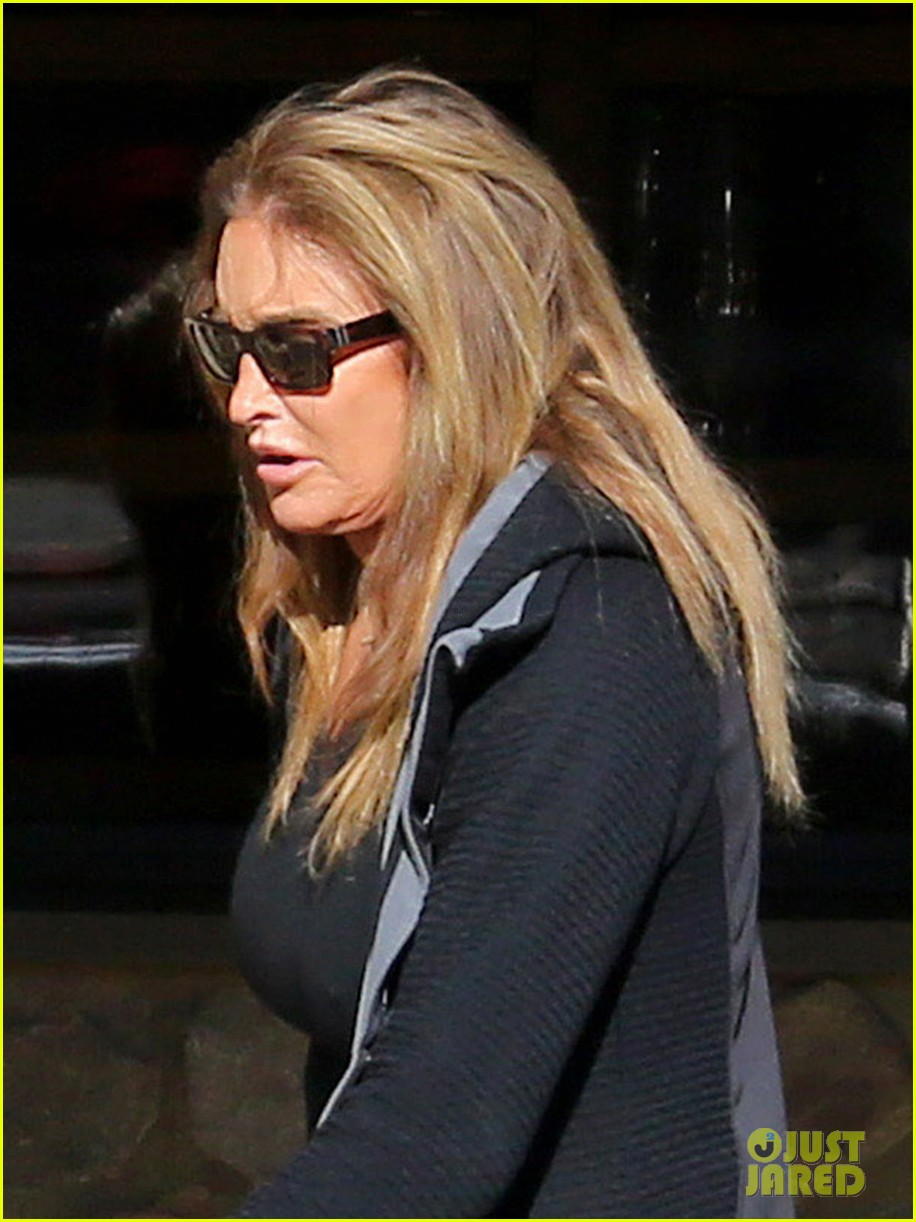 caitlyn jenner spends quality time with son brandon 083849243