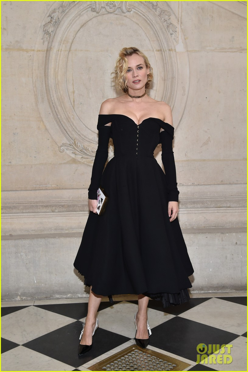 diane kruger kirsten dunst put on their best for dior fashon show 123846614