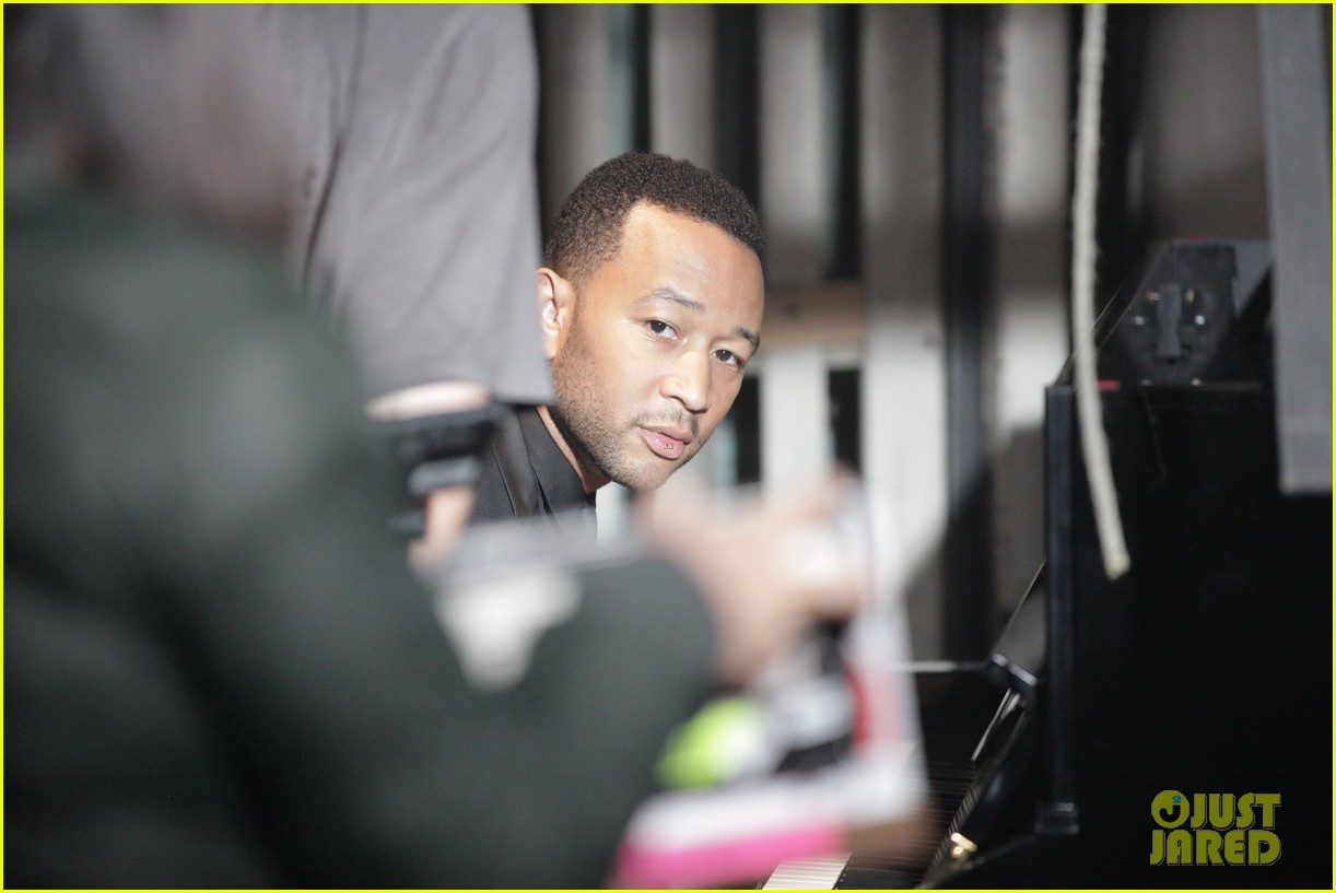 john legend stevie wonder eb studios 023850314