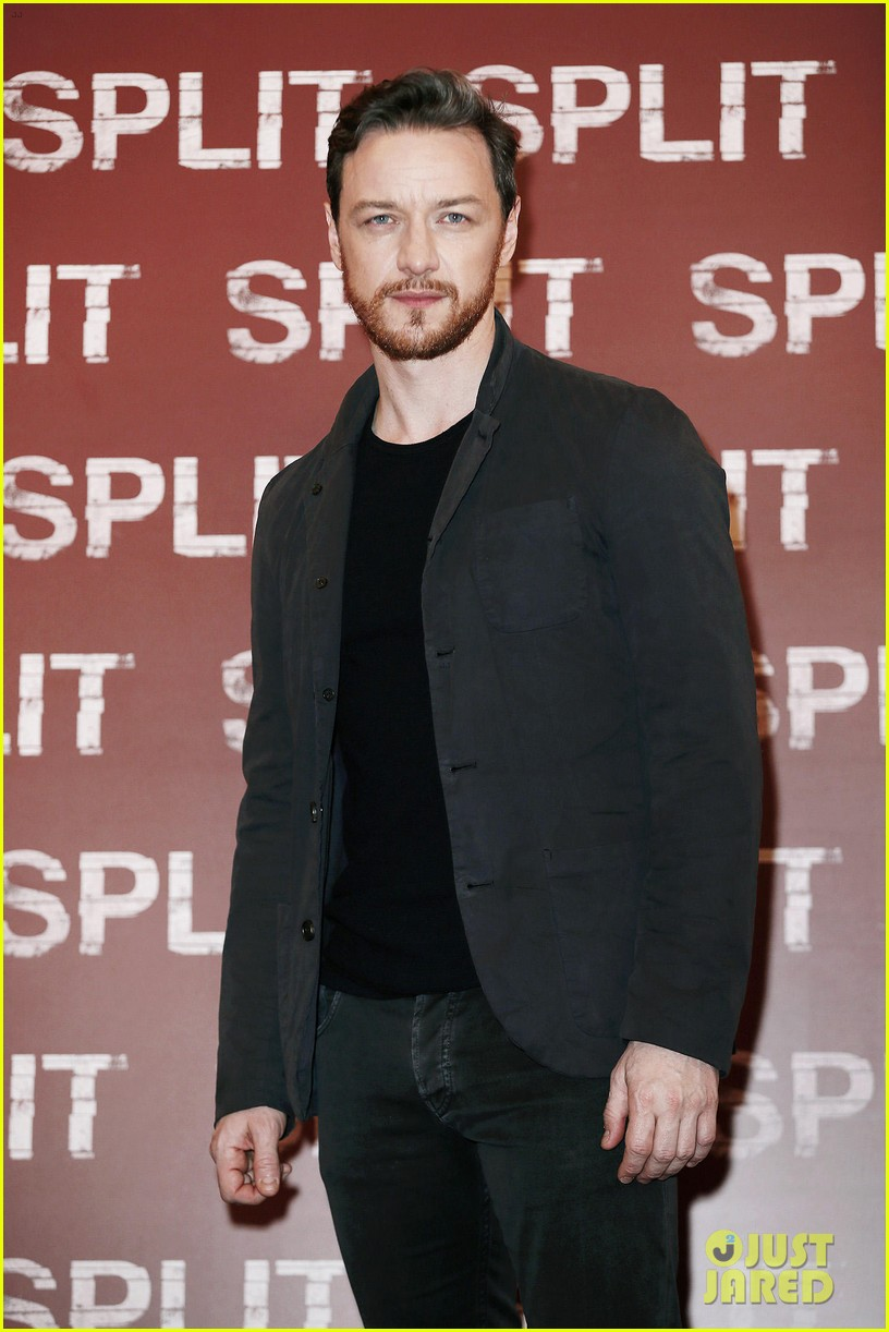james mcavoy reveals split role was originally intended for joaquin phoenix 093841178