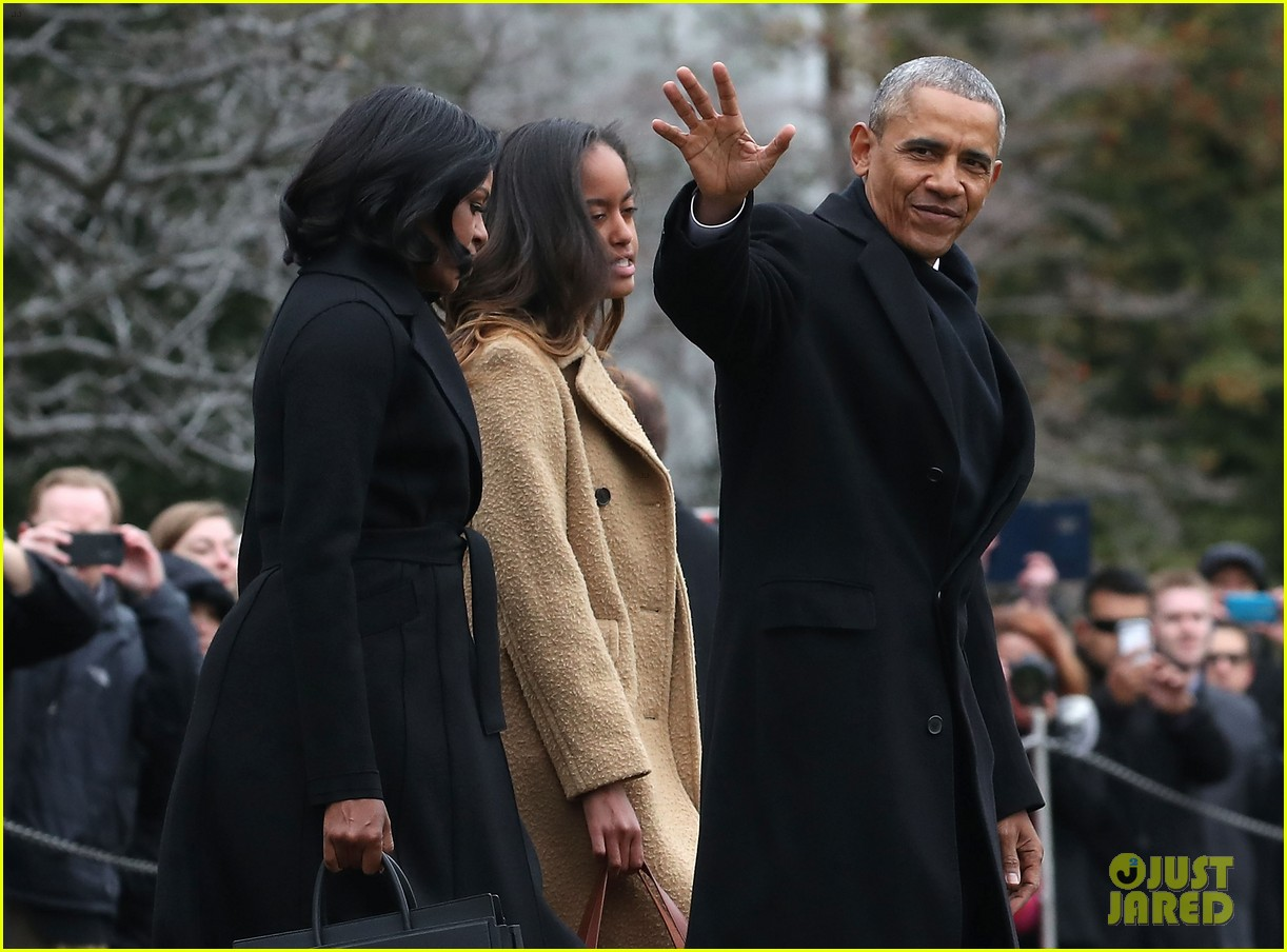 obama heads to farewell address with michelle malia 053840714