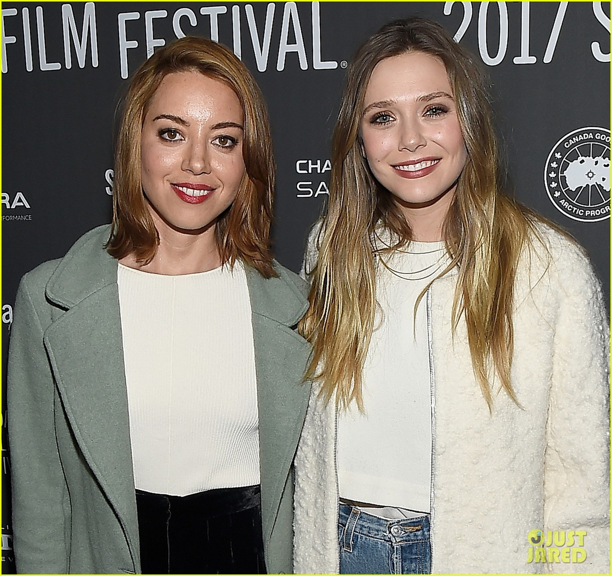 elizabeth olsen and aubrey plaza premiere ingrid goes west at sundance film festival 033845847