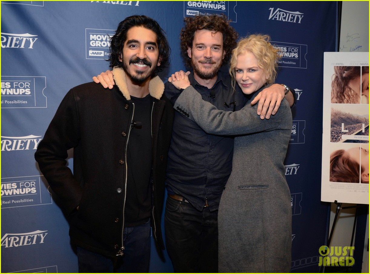 dev patel nicole kidman attend lion screening 023840800