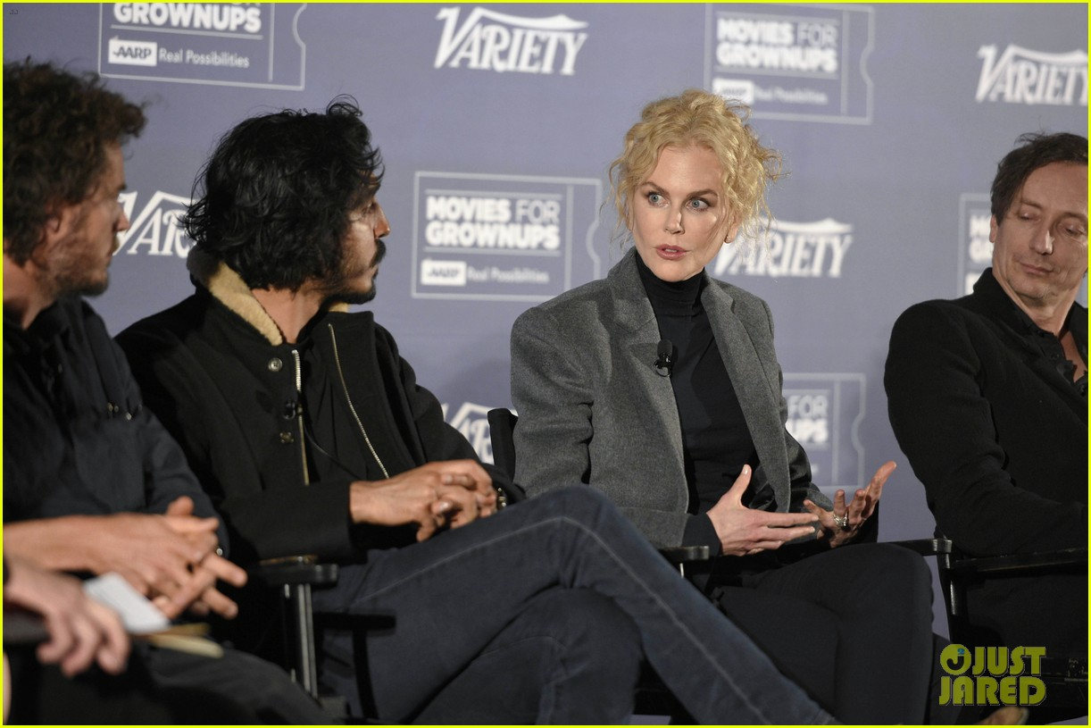 dev patel nicole kidman attend lion screening 033840801