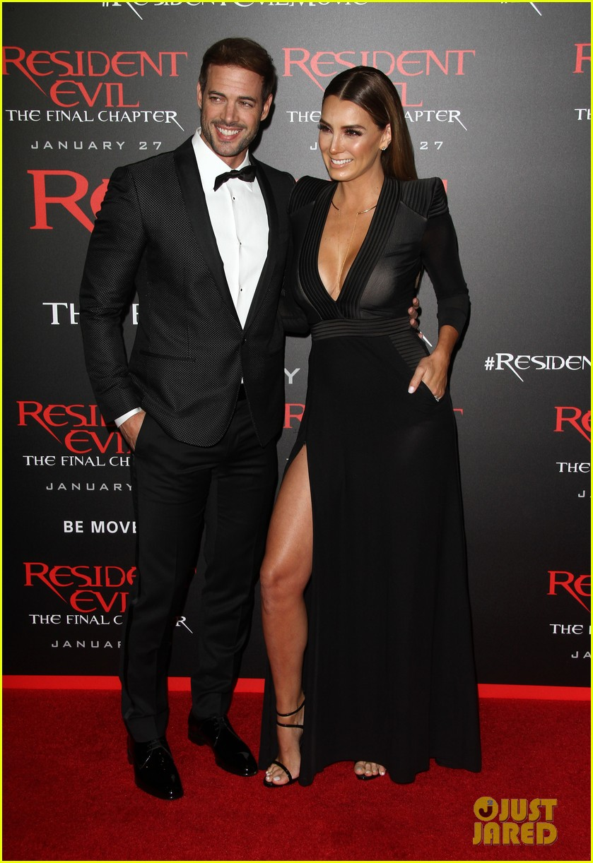 ruby rose joins milla jovovich family at resident evil l a premiere 143847000