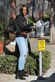 kelly rowland grabs lunch in weho 01