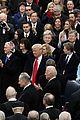 donald trump sworn in as president 13