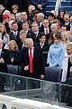 donald trump sworn in as president 18
