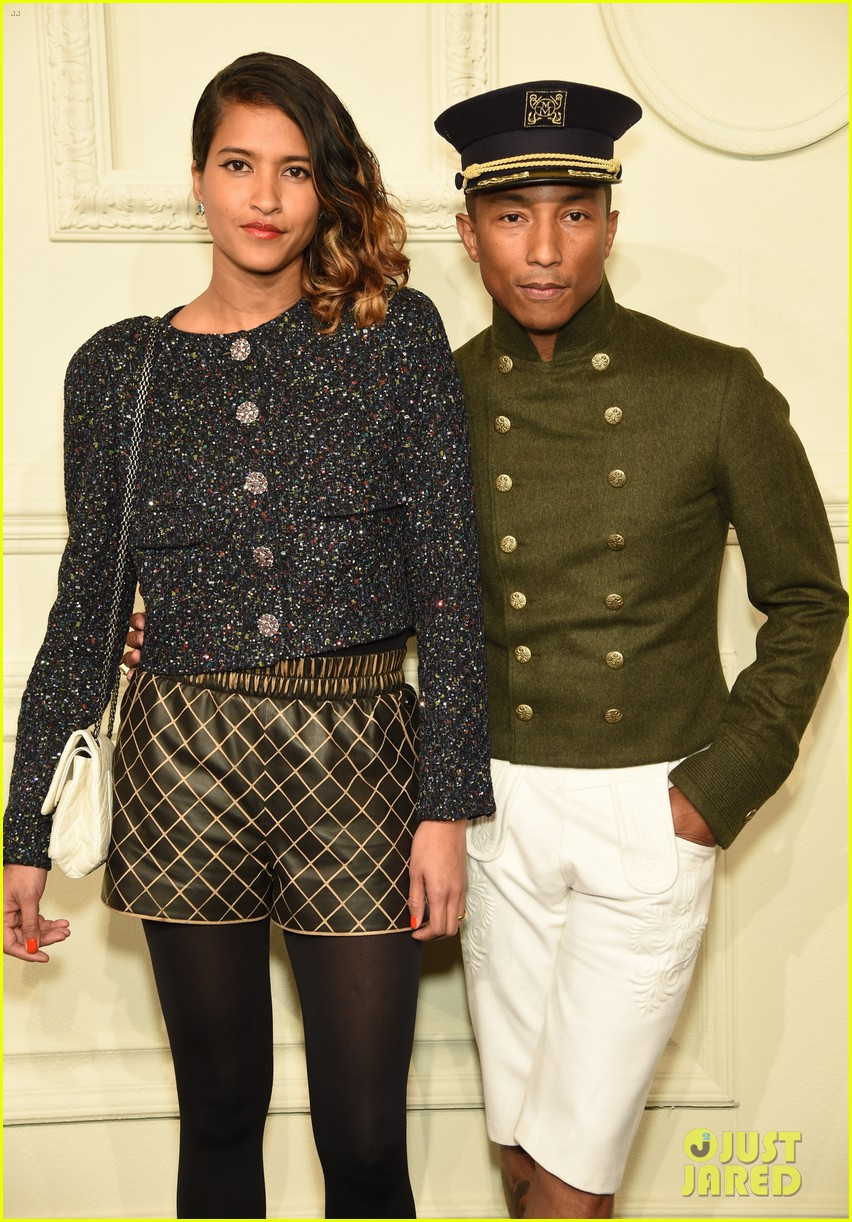 pharrell williams wife welcome triplets 023850561
