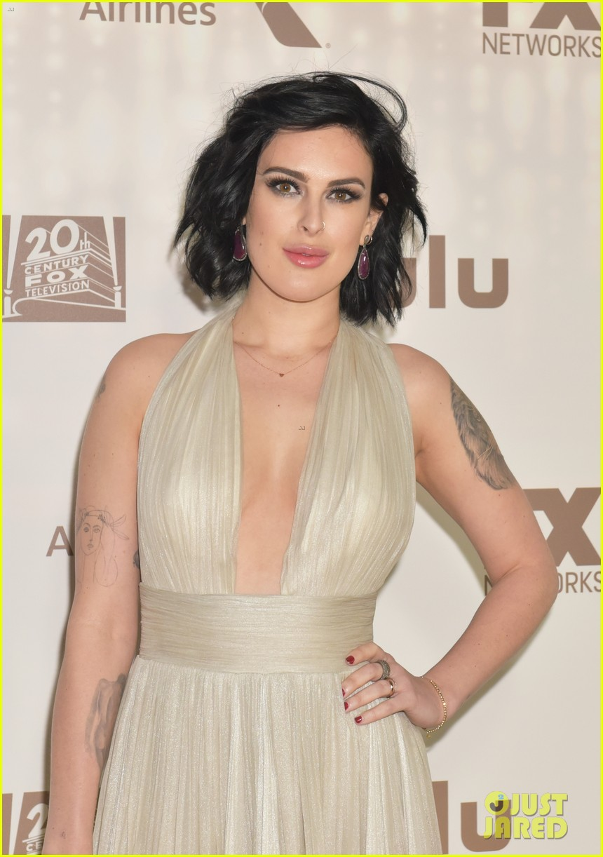 rumer scout willis sister up for golden globes 2017 after parties 283839820