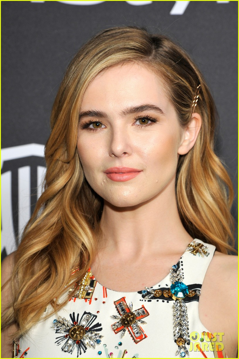 About Photo #3839944: Before I Fall's Zoey Deutch and Halston Sage bring their fashion finest to the 2017 Golden Globes! The pair stepped out separately at the InStyle & Warner… Read More Here