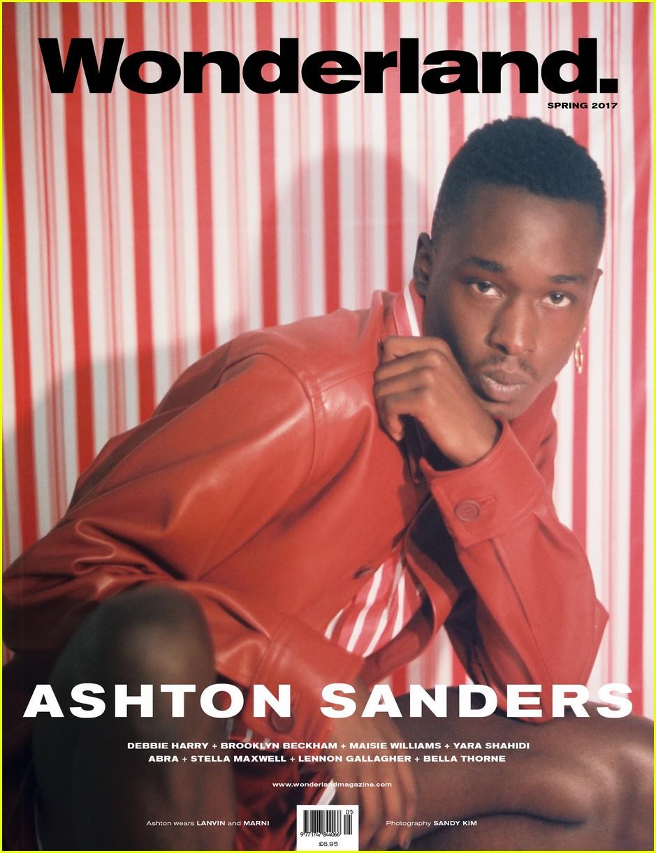ashton sanders wonderland magazine 013865399