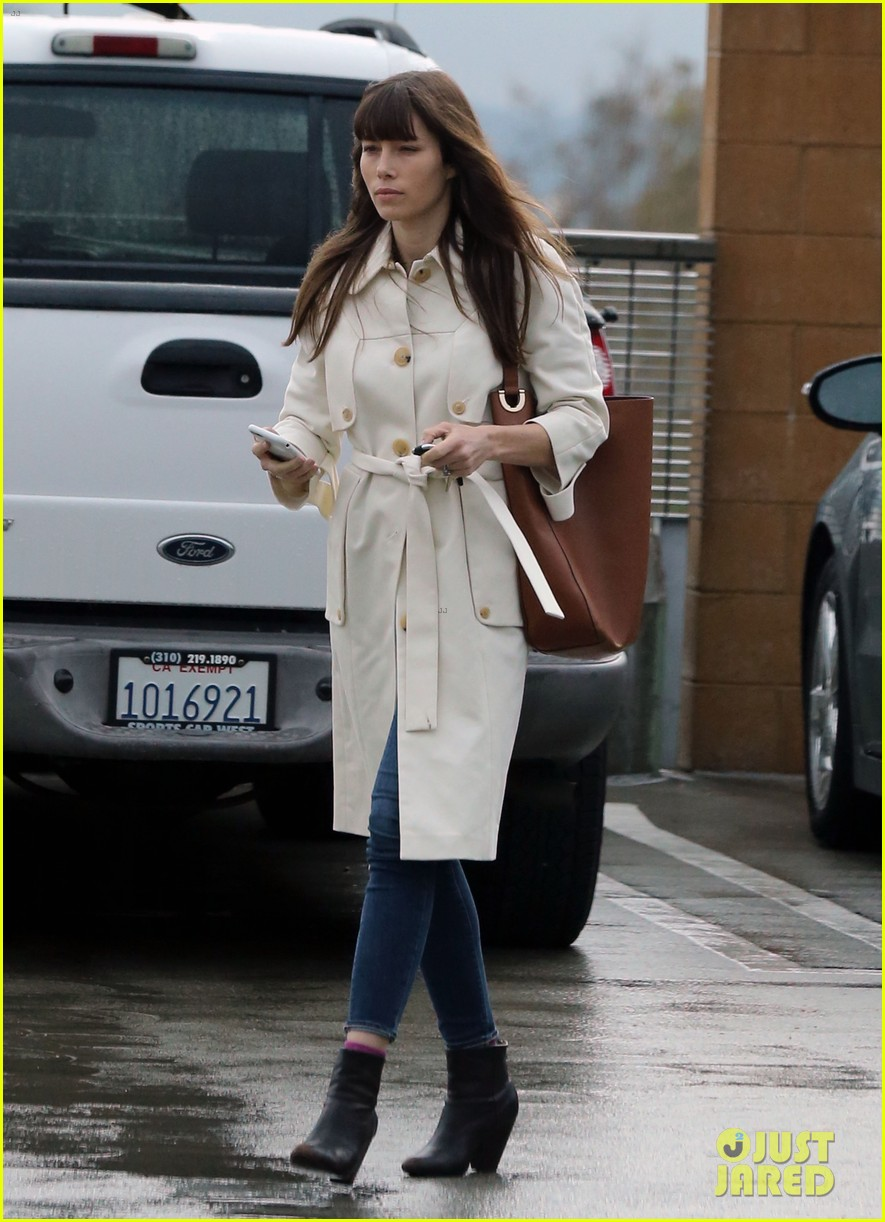 Jessica biel went out for a lunch in santa monica 262019 new photo