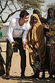 orlando bloom visits children in niger displaced by boko haram violence 22