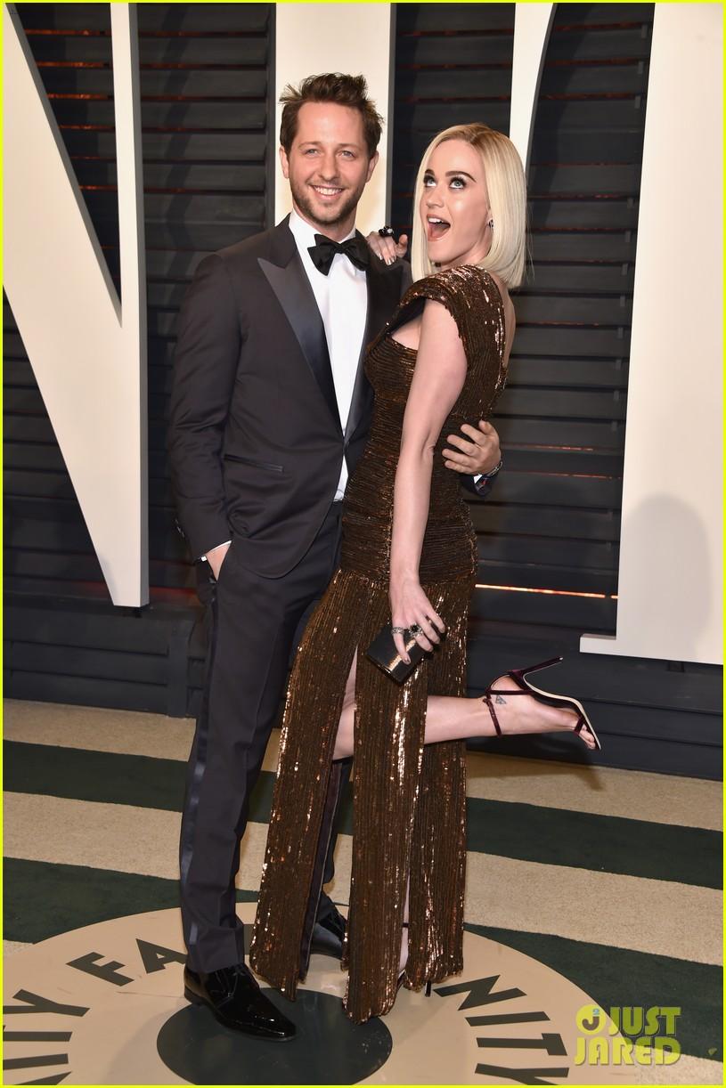 Orlando Bloom Joined Girlfriend Katy Perry At Vanity Fair