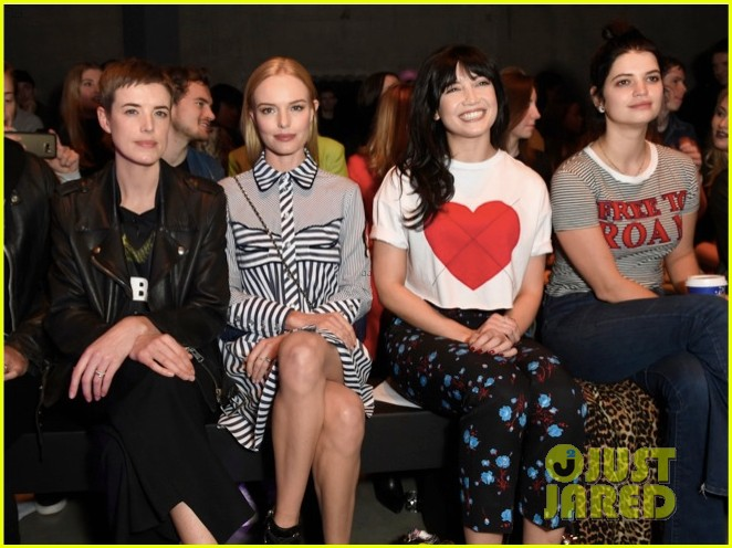 kate bosworth attends the house of holland fashion show 053862391