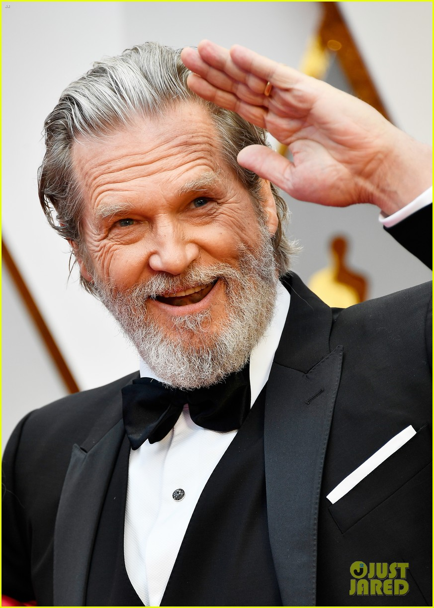 Nominees Jeff Bridges ...