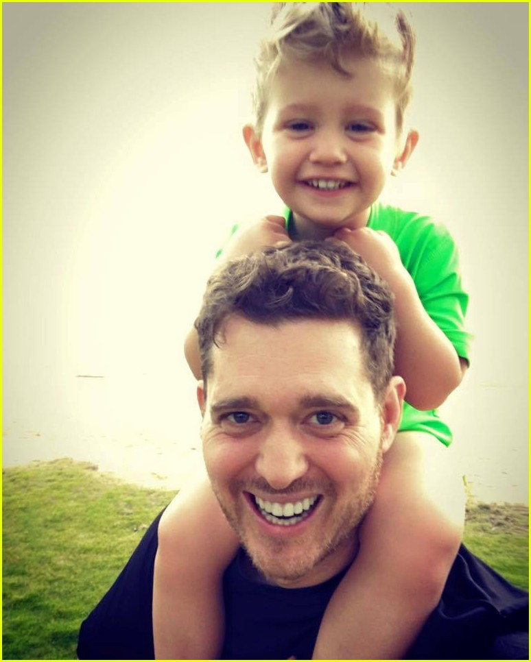 michael buble son noah diagnosed with cancer 023852322