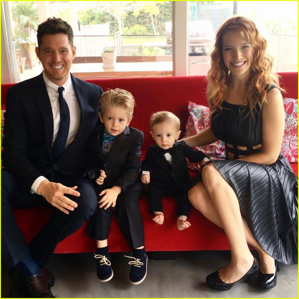michael buble son noah diagnosed with cancer 053852325