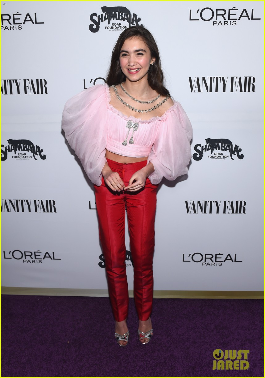 dove cameron maddie ziegler ariel winter young hollywood party 143863715