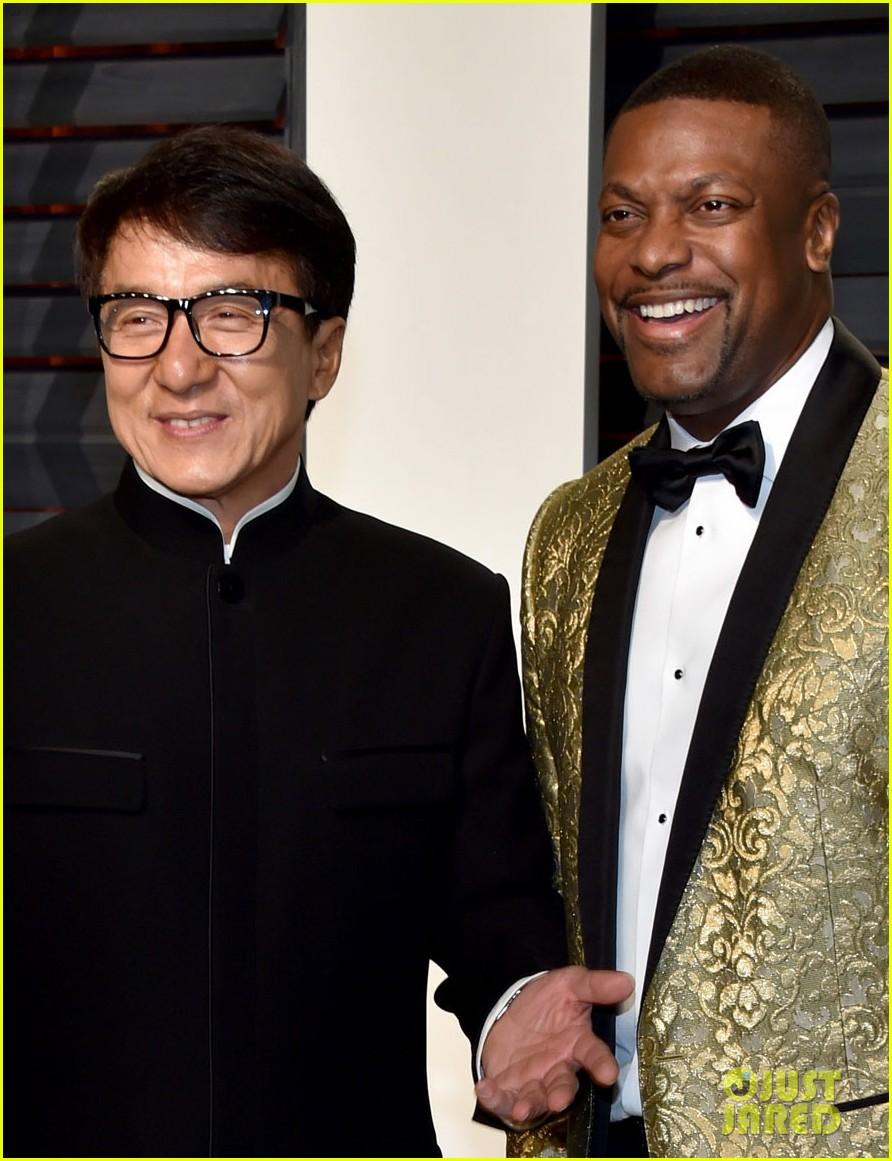 Rush Hour S Jackie Chan Chris Tucker Reunite At Vanity