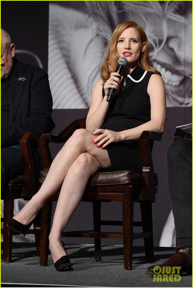 jessica chastain doesnt want woman to be valued for their sexual attraction 013859906