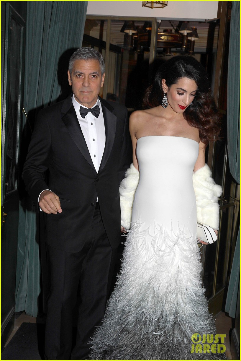george clooney amal clooney cesar awards 063865300