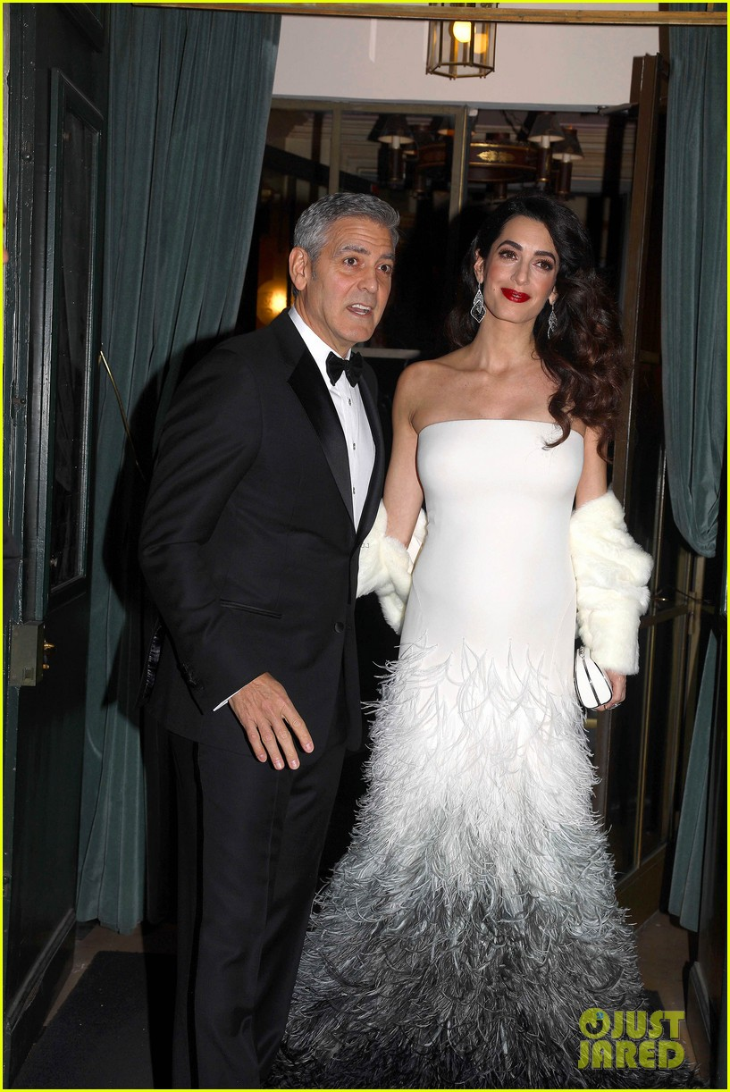 george clooney amal clooney cesar awards 073865301