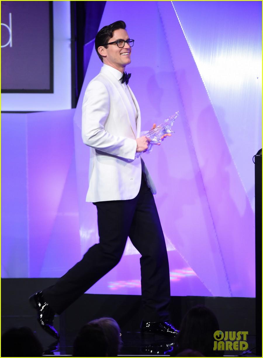 lily collins matt bomer costume designers guild awards 133863600