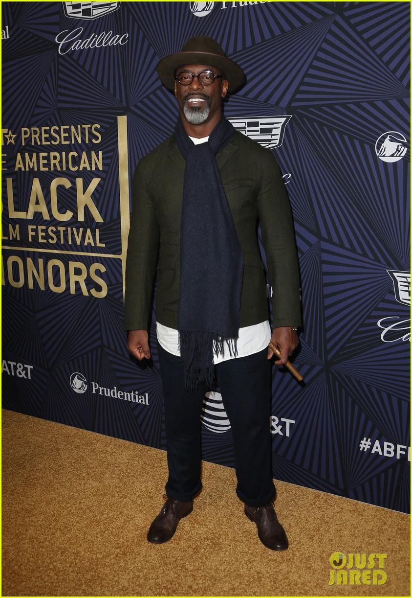 viola davis honored by denzel washington at bet black film festival honors 143862286
