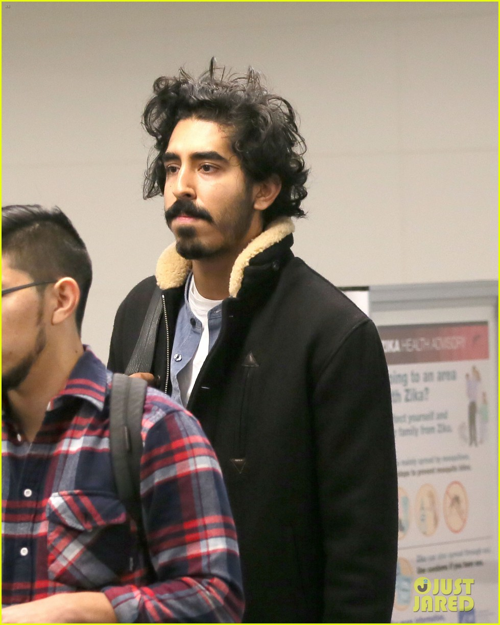 dev patel jets out of los angeles 033855697