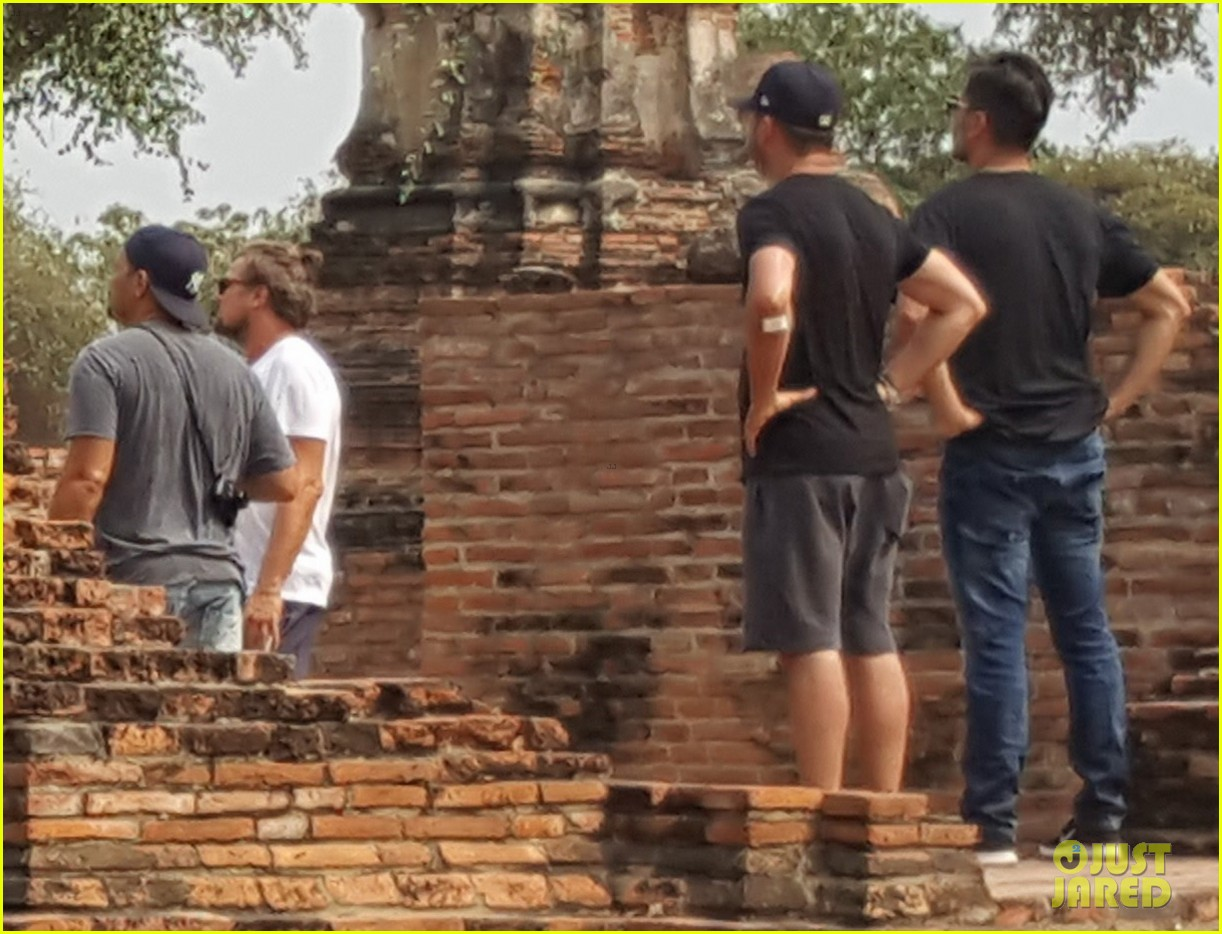 leonardo dicaprio rocks a fanny pack while sightseeing in thailand2 053865261