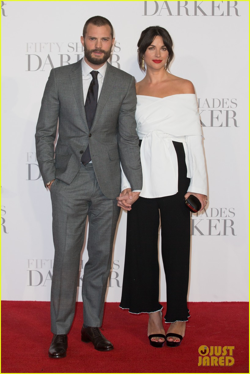jamie dornan and amelia warner relationship