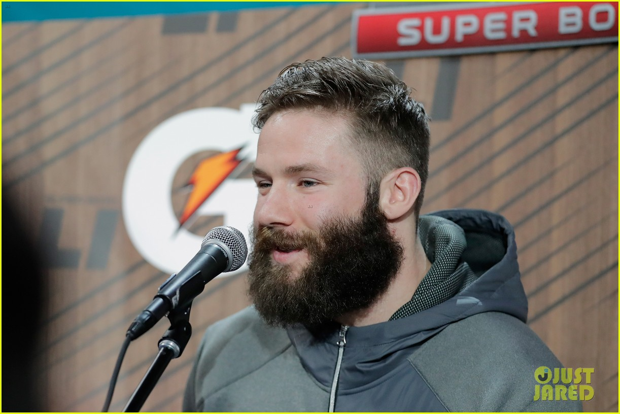 Julian Edelman Hot Guys Of Super Bowl 2017 Countdown