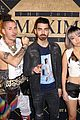 fergie dnce hit up annual maxim super bowl party 16