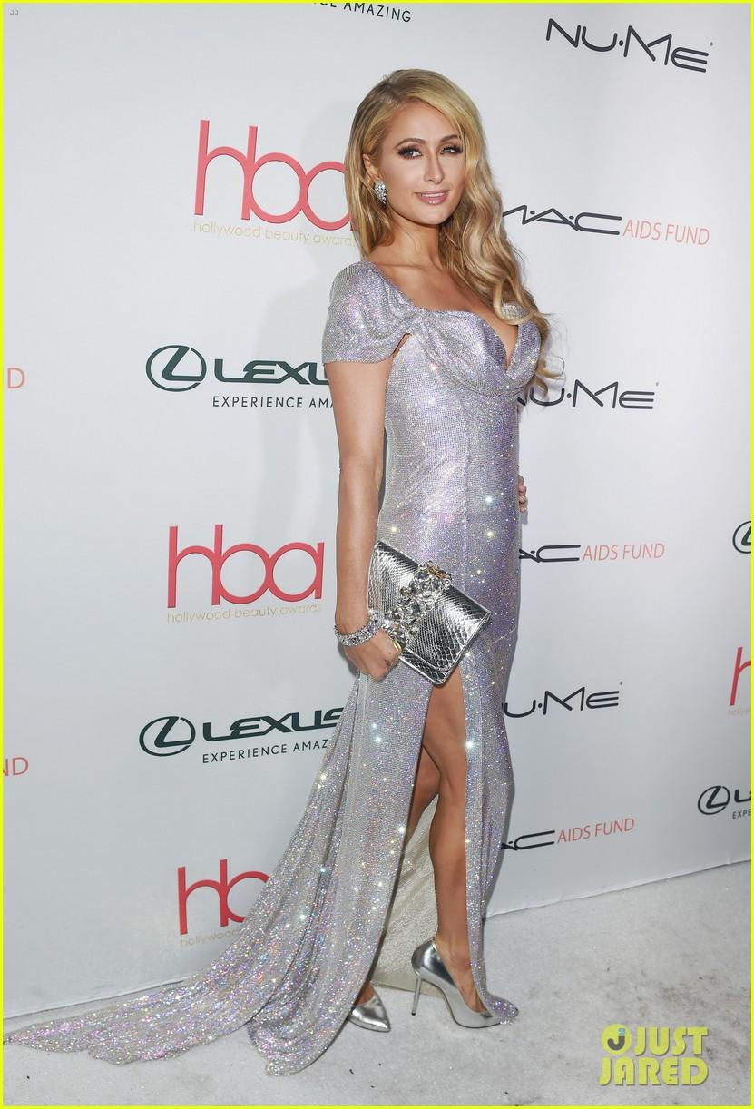 paris lea go glam for beauty awards 073862766
