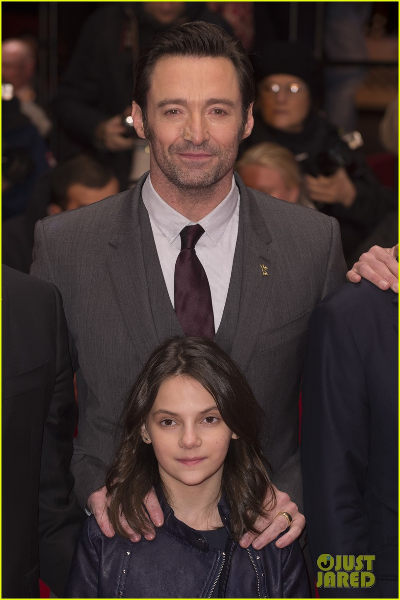 hugh jackman reveals what his wife thought of his look while filming 113861972