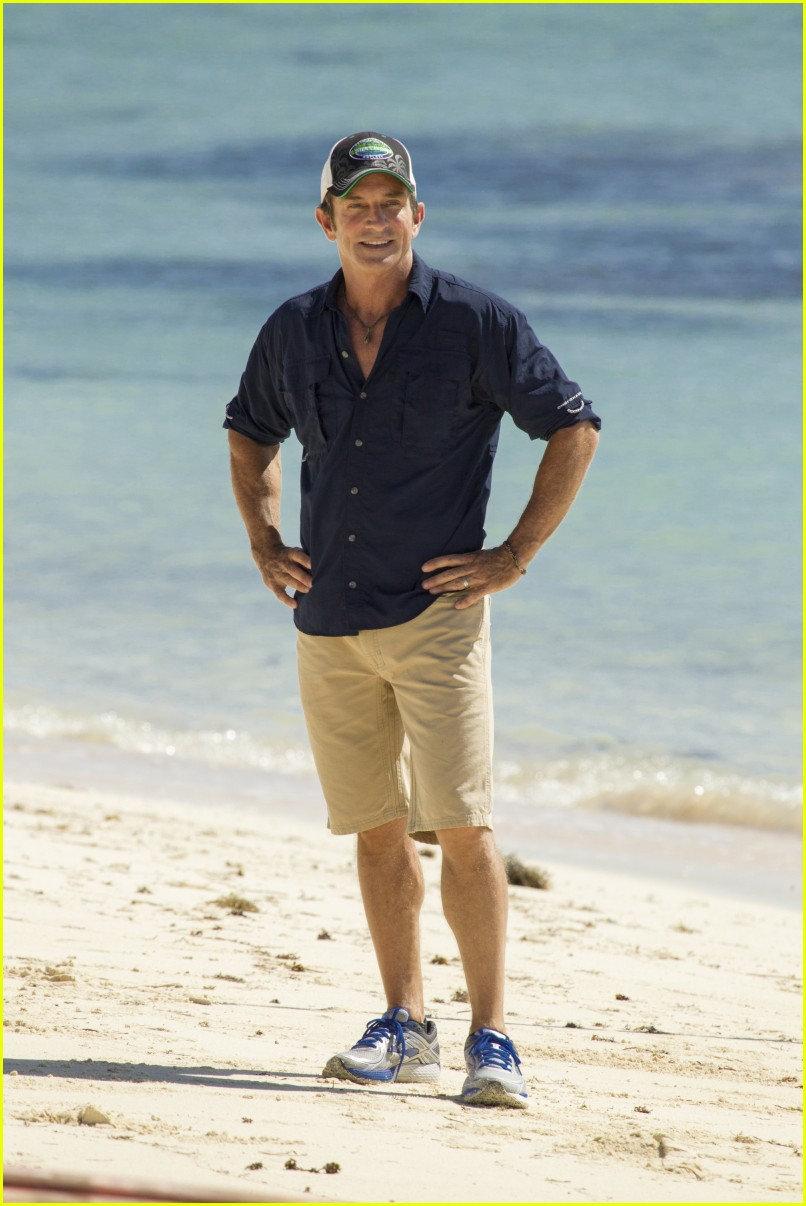 jeff probst survivor game changers 013868061