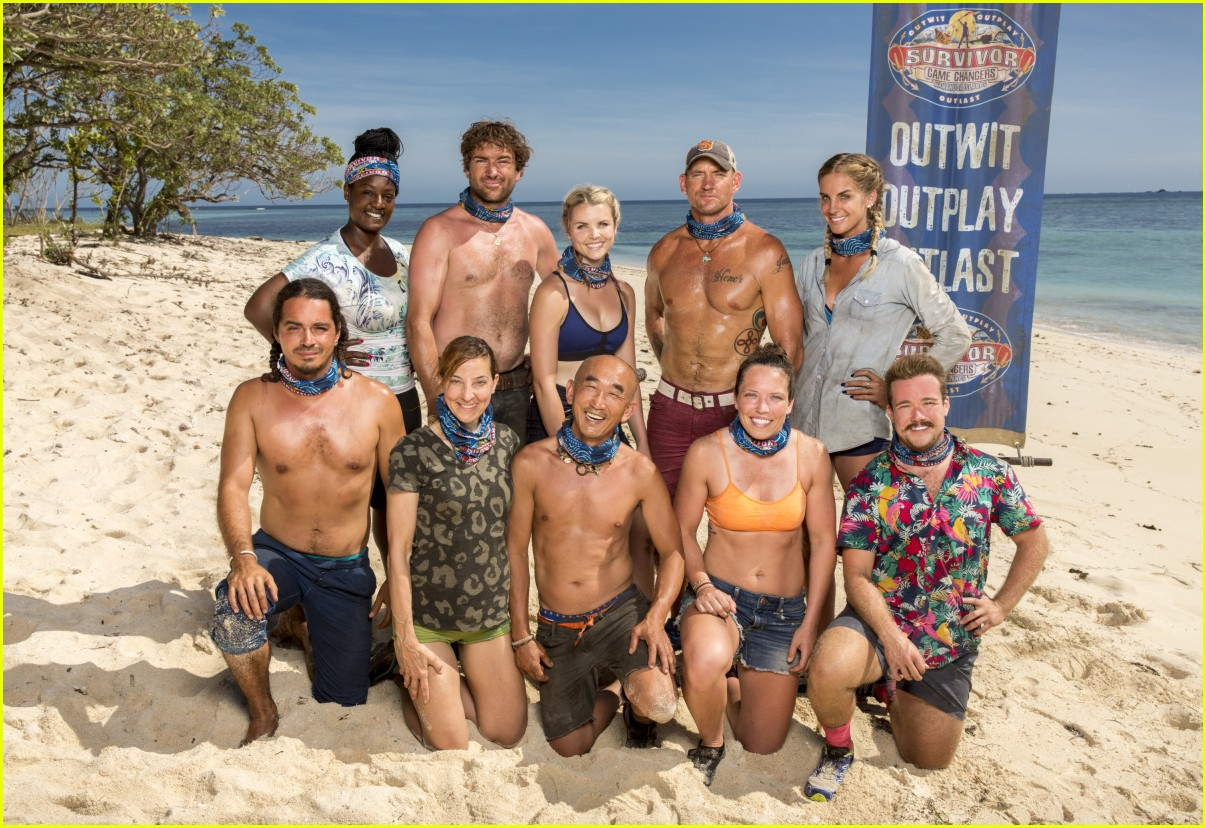 jeff probst survivor game changers 043855566