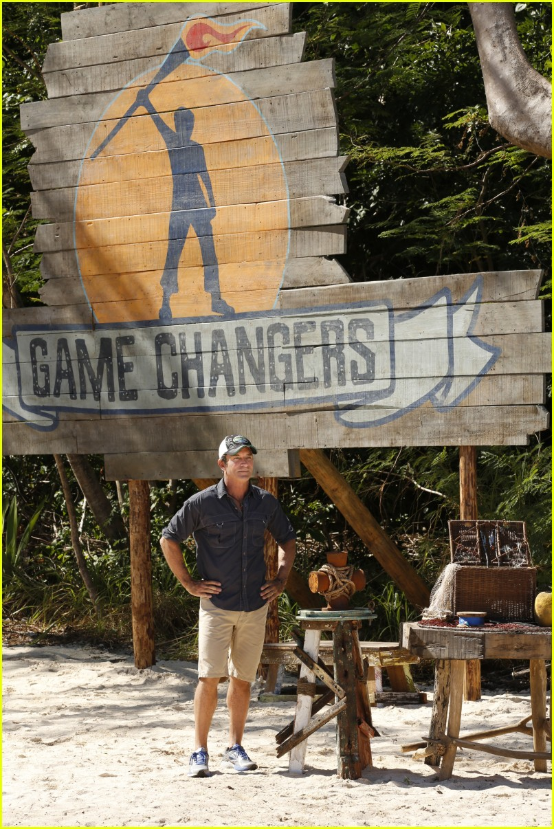 jeff probst survivor game changers 053855567