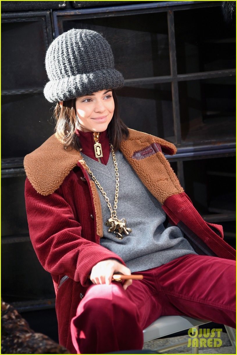 kendall jenner marc jacobs nyfw show 023861405