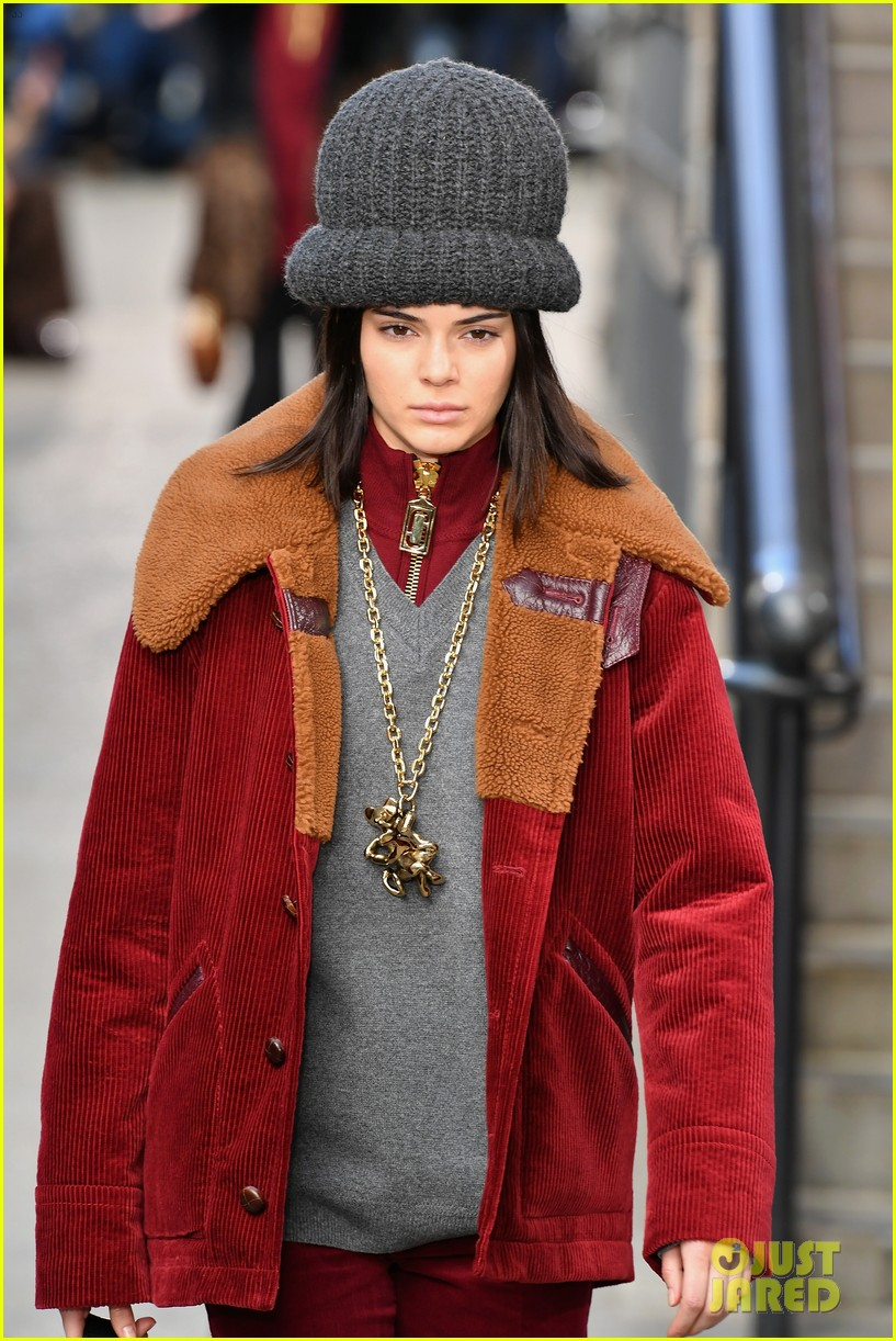 kendall jenner marc jacobs nyfw show 053861408