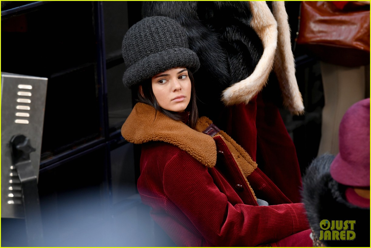 kendall jenner marc jacobs nyfw show 063861409